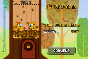 Little Acorns: The 'Progress Tree'