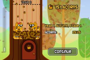 Little Acorns: The 'Progress Tree'